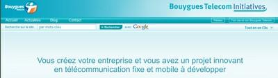 Bouygues Initiative