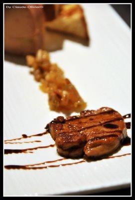 Foie gras frais ou mi cuit pourquoi pas les deux voir - Cuisiner le foie gras frais ...