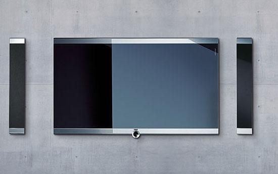 loewe individual compose la t l vision hd id ale paperblog. Black Bedroom Furniture Sets. Home Design Ideas