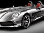 Mercedes McLaren Stirling Moss Détroit