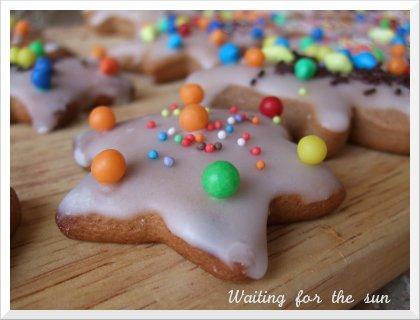 Biscuits pain d 39 pice glac s de mille couleurs paperblog - Noel a mille couleurs ...