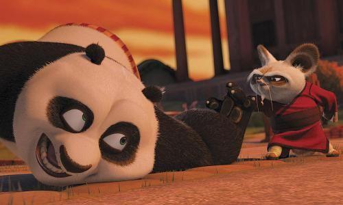 Kung fu panda la maison en dvd d couvrir - Maitre kung fu panda ...