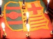 Gâteau façon Barcelone