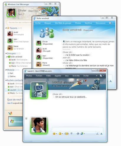 T l charger gratuitement windows live messenger 2009 voir - Telecharger open office writer gratuit 2009 ...