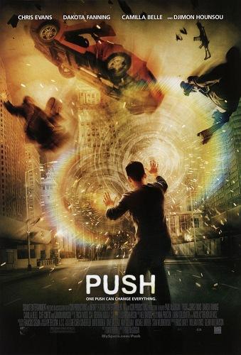 Push : un trailer et 2 spots TV