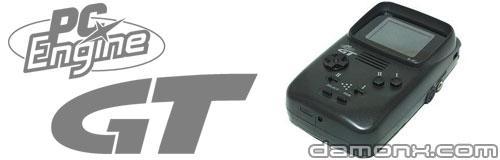 Console NEC PC Engine GT