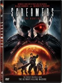 Affiche Screamers The Hunting