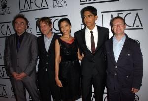L'équipe du film Slumdog Millionaire