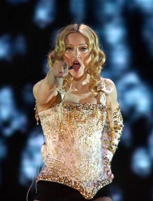 Madonna menacée de décapitation