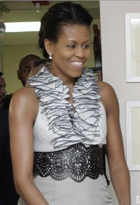 Michelle Obama : quand une first lady refait sa garde-robe !