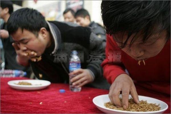 Mangeurs de vers