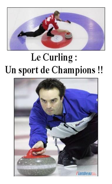 Un sport de Champions !!