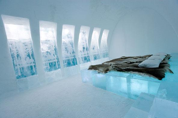 hotels de glace a quebec le blog insolite de nellou. Black Bedroom Furniture Sets. Home Design Ideas