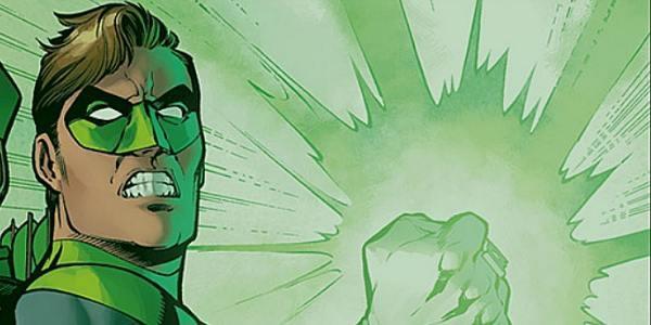 La lanterne verte, green lanterne le prochain projet de DC COMICS