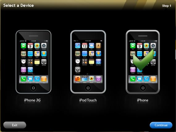 Jailbird - Jailbreak et desimlockage iPhone 3G sous windows !