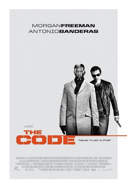 Des infos sur Thick as Thieves, le prochain film avec Antonio Banderas et Morgan Freeman