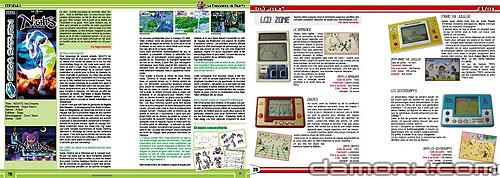 Magazines Retrogaming Pix'N Love 1 et 6