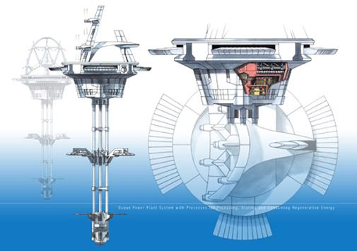 Ocean Thermal Energy Conversion, un projet qui renaît