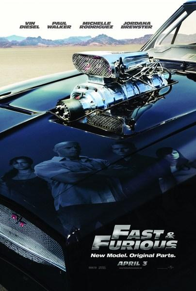 Fast and furious 4 - new trailer