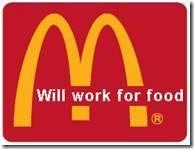 mcdonalds - Logo après la crise financière