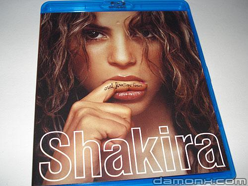 Shakira : Oral Fixation Tour