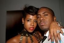 2006, Kelis et son mari Nas, le changement est impressionnant