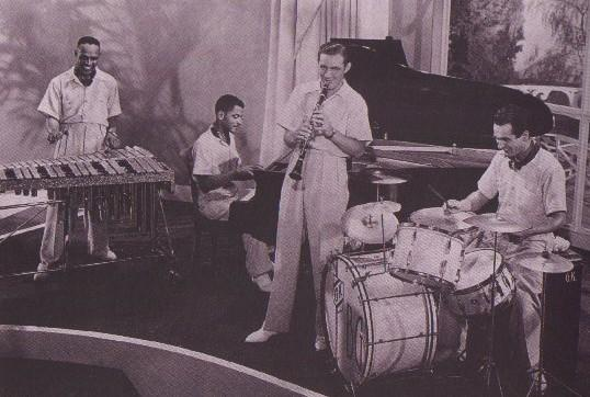 Benny Goodman, Gene Krupa, Milt Jackson, Teddy Wilson
