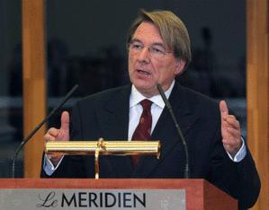 Pour Pascal Salin la crise financière est due à l'interventionnisme