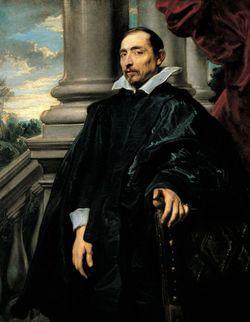 Van Dyck - Portrait d'homme
