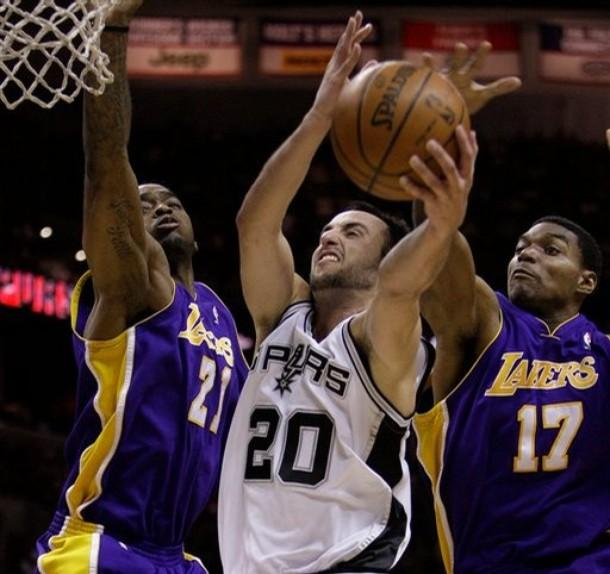 14.01.09: Lakers 111 - 112 Spurs