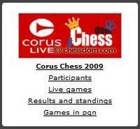 le logo de notre partenaire Chessdom