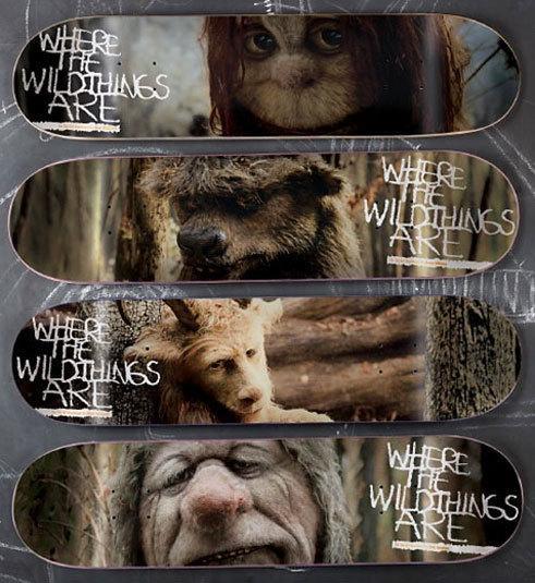 Where the Wild Things Are : un aperçu des monstres en images