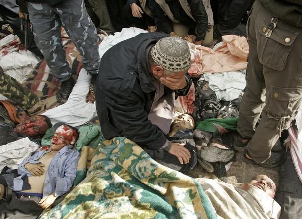 La barbarie de l'armée israélienne ne connait pas de bornes