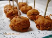 Croquettes de thon à l'indienne