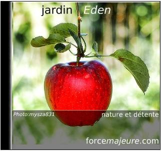 Jardin Eden: mp3 nature et battements binauraux