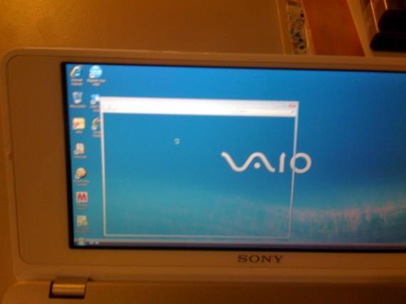 Sony Vaio P - Prise en main made in Le blog du Geek