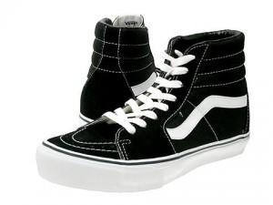 Louis Vuitton sneakers = Vans Sk8 Hi ?