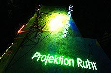 Projektion_Ruhr