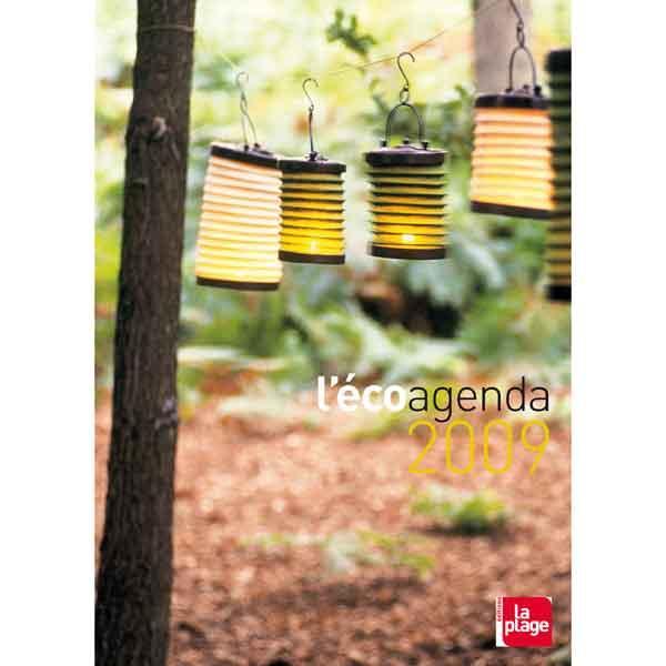 L'Ecoagenda 2009 Poche, collectif d'auteurs