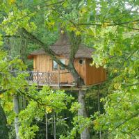 Cabane arbre lucie