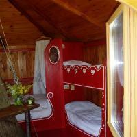 Intérieur cabane lucie