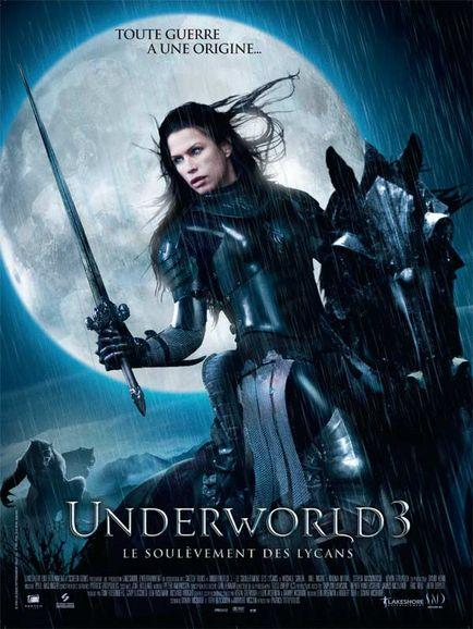 Underworld 3 (Rise of the Lycans) : un clip vidéo
