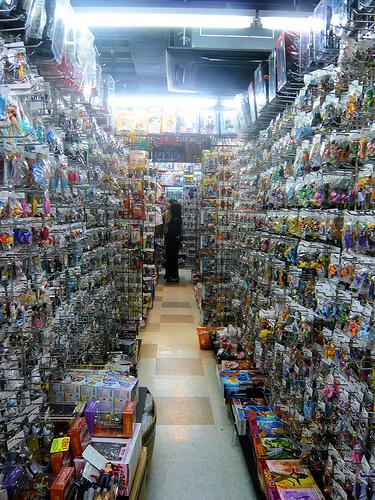 Capsule Toys Shop