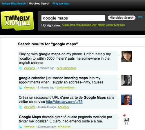 twingly Twingly lance un engin de recherche universel de microblogging