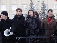 Hommage à Stanislas Markelov, combattant des droits de l'homme