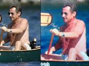 """très efficace """"Photoshop Chirurgie"""" Président"""