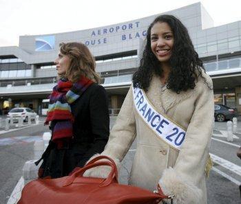 Miss France à l'investiture