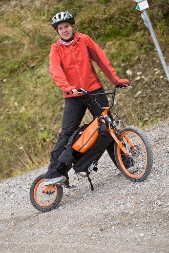 Vélo Bergmoench