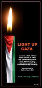 Un avion pour Gaza