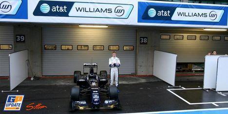 Présentation de la Williams FW31
